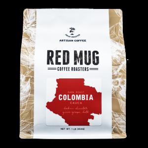 artisan columbian coffee ohop