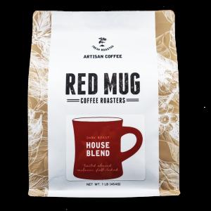 dark roast house blend coffee ohio
