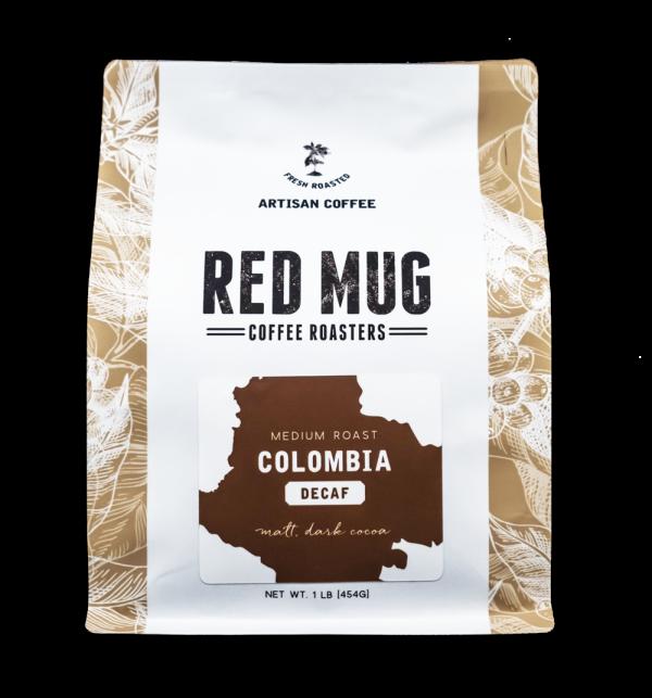 decaf artisan columbian coffee ohio