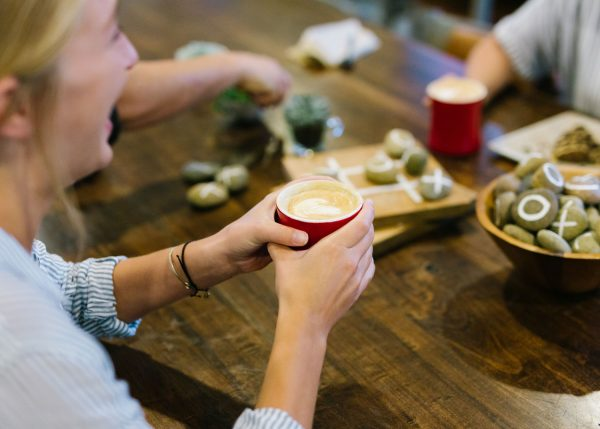 artisan coffee shop